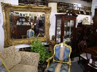 antique chairs mirrors maryland